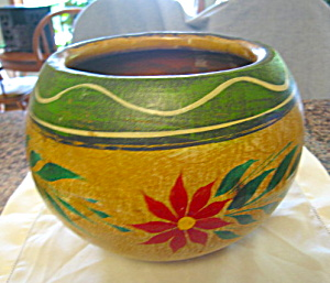 Large Vintage Pottery Mexican (Image1)