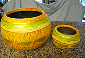 Vintage Mexican Planter (Image1)