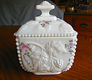 Westmoreland Covered Jar