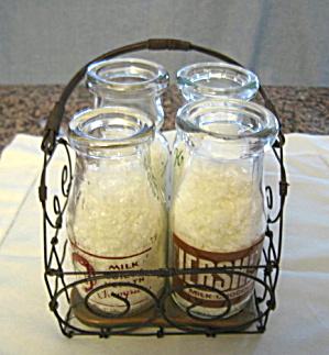 Vintage Dairy Milk Bottles (Image1)