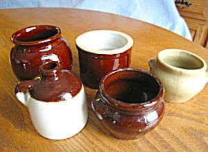 Miniature Stoneware Vessels (Image1)