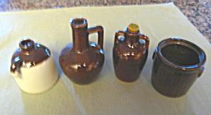 Stoneware Vintage Vessels Miniatures (Image1)