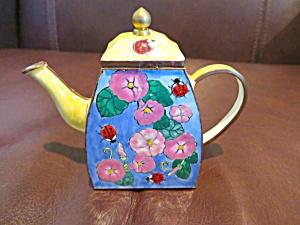 Enameware Mini Teapot (Image1)