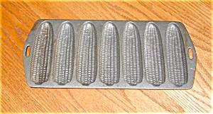 Vintage Cast Iron Corn Mold (Image1)