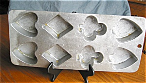 Cast Aluminum Muffin Mold