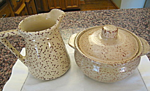 Western Stoneware Monmouth Pottery