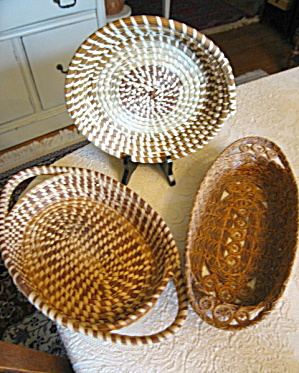Native American Assorted Baskets