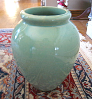 Nelson Mccoy Oil Jar