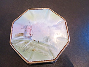 Nippon Porcelain Teapot Trivet (Image1)