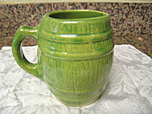 Antique Nelson Mccoy Mug