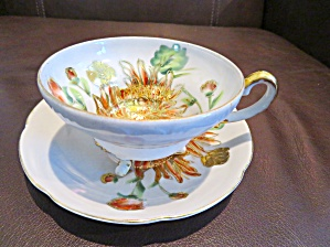 Trimont Occupied Japan Footed Teacup