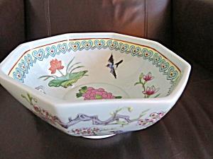 Vintage Oriental Porcelain Bowl (Image1)