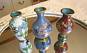 Oriental Miniature Vases (Image1)