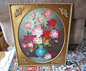 Robert Cox Oil Painting Vintage (Image1)