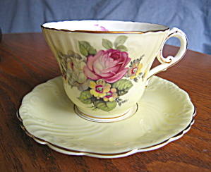 Paragon Queen Mary Flower Teacup