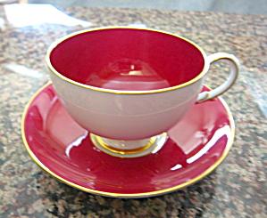 Paragon Pedestal Queen Mary Teacup (Image1)