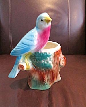 Vintage Parakeet Planter (Image1)