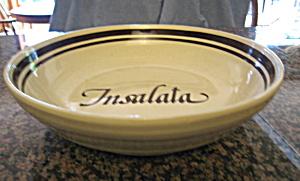 Vintage McCoy Pottery Pasta Bowl (Image1)