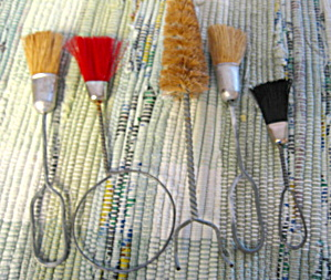 Vintage Pastry Brushes (Image1)