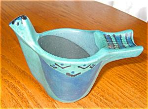 Signed Vintage Art Pottery Vase (Image1)