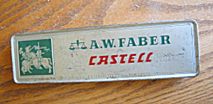 Vintage Faber Castell Pencil Box (Image1)