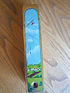 Vintage Wooden Pencil Box (Image1)