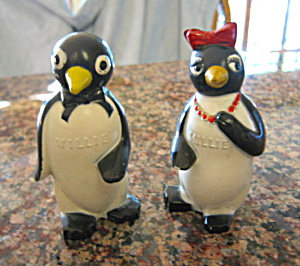 Willie & Millie Penguin Shakers (Image1)