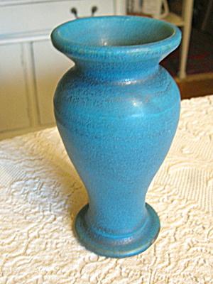 Pewabic Anniversary Vase