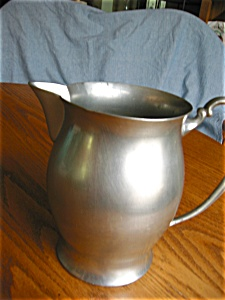 Cornwall Vintage Pewter Pitcher