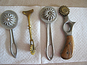 Kitchen Pie Crimpers Vintage (Image1)
