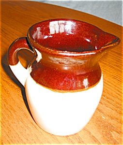 Stoneware Batter Pitcher