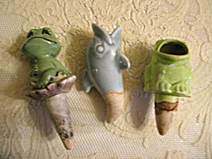 Plant Pot Watering Animals