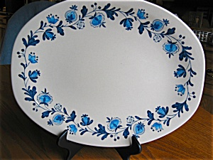 Johnson Bros. Staffordshire Gretchen Platter (Image1)