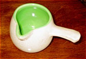 Vintage McCoy  Stick Handled Creamer (Image1)