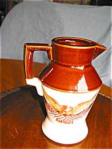 Mccoy Pottery Spirit Of 76 Pitcher