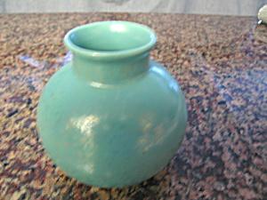 Poole English Pottery Vase (Image1)