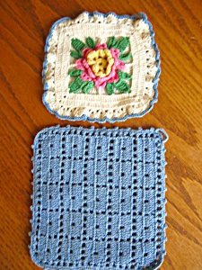 Two Potholders