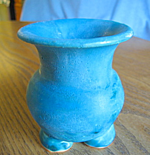 Hand Thrown Art Pottery Vase