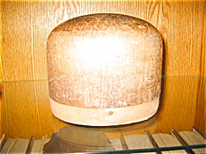 Antique Wooden Hat Mold (Image1)
