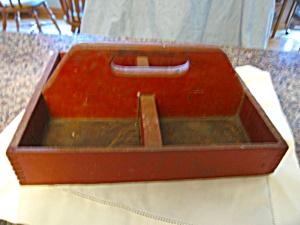 Primitive Wood Utility Box (Image1)