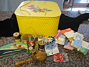 Princess Sewing Basket Patented (Image1)