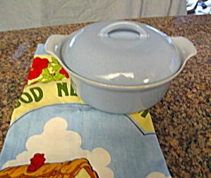 Vintage Prizer Ware Enameled Cast Pan (Image1)