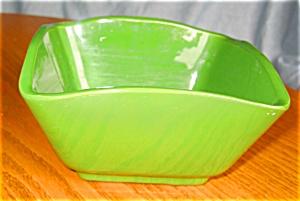 Vintage Shawnee Green Planter Vase (Image1)