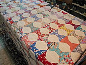 Vintage Bowtie Quilt (Image1)