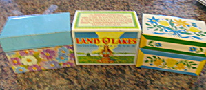 Vintage Recipe Boxes Collectible (Image1)