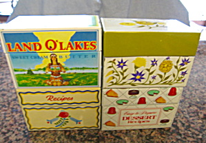Vintage Recipe Boxes (Image1)