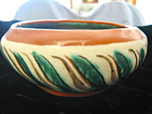Redware Art Pottery Vase (Image1)