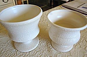 Retro Textured Pottery Vases (Image1)
