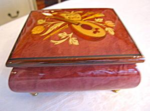 Vintage Reuge Music Box (Image1)