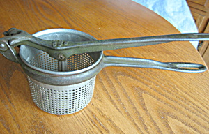 Antique Potato Ricer